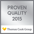 Thomas Cook Certificate 2015